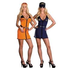 Halloween Jail Costumes Dreamgirl Womens Double Trouble Halloween Bhfo Halloween