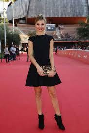 nicoletta romanoff at angels of revolution premiere at rome film