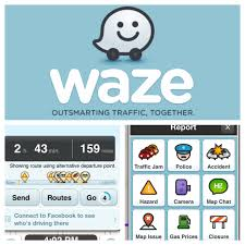 Waze Social Gps Maps Traffic My Top 5 Iphone Apps On The Road U2013