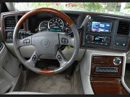 cadillac escalade steering wheel 2003 cadillac escalade ext for sale in fort myers fl stock