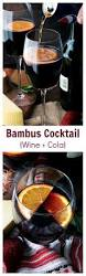 bambus cocktail drink www diethood com mixed cocktail drink
