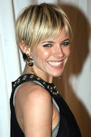 short bob hairstyle ideas the top pixie haircuts of all time sienna miller pixie