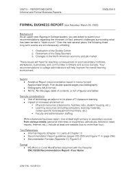 financial analysis sample report professional business report sample analysis format best photos of business report writing format for students example nanozine a part of under business templates