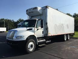 international reefer trucks for sale