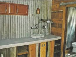 Best Corrugated Tin And Metal Images On Pinterest Corrugated - Corrugated metal backsplash