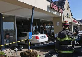 woman drives into great clips hair salon in affton metro