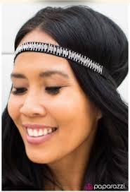 hippy headband blazing paparazzi hippie headband paparazzi jewelry catalog