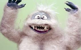rudolph abominable snowman clipart clipartxtras