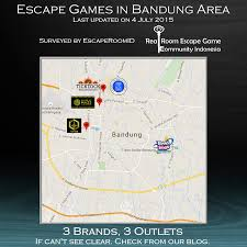 real room escape game indonesia community escaperoomid bandung