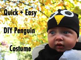 Infant Penguin Halloween Costume Nest Diy Penguin Costume