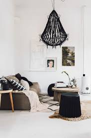 8 fab decorating tips from stylist jason grant decor8 a quirky chandelier style beaded pendant or a minimal chinese paper shade might suit your