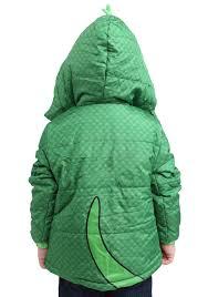 pj masks gekko puffer jacket