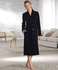 robe de chambre en velours femme de chambre velours femme