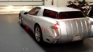 1953 corvette wagon 2004 corvette retro nomad sold