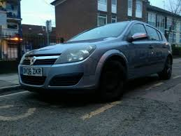 2006 vauxhall astra 1 6 life petrol manual long mot in hackney