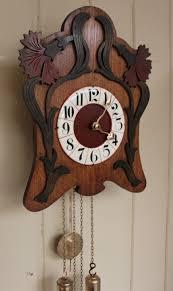 Unusual Wall Clocks by Art Deco Wall Clocks Shenra Com