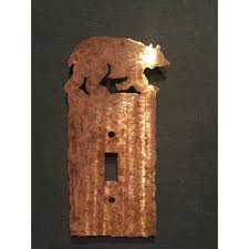 bear light switch covers light switch plate covers