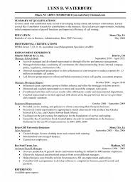 project planner resume resume sample