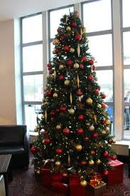 Commercial Christmas Decoration Suppliers Uk by Cosy Christmas Decorations For Pubs And Restaurant From Ambius Uk