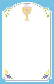 communion invitations for boys invitations thank you notes