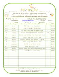 gift register breathtaking baby shower gift registry list ideas bridal gifts