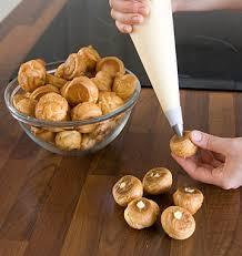 hervé cuisine pate a choux pâte à choux é technique de base en images pas à pas les