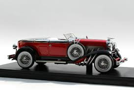die cast automodello 1930 duesenberg j murphy torpedo savage on