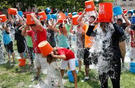 Challenge Water Fails Als Challenge Cold Complaints No Match For Social