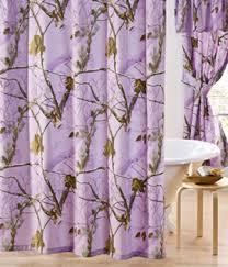 Camo Shower Curtain Realtree Ap Lavender Camo Bedding Collection