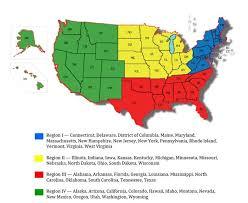 washington dc region map nabj regional map national association of black journalists