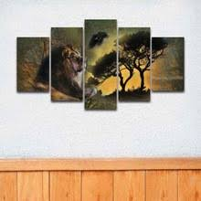 compare prices on african lion art online shopping buy low price
