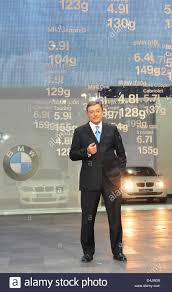 bmw ceo bmw ceo norbert reithofer delivers a speech during a press
