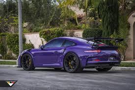 stanced porsche gt3 vorsteiner porsche gt3 rs purple 12 jpg 1600 1067 supercars