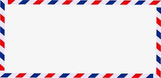 envelope border pattern striped border envelope stripe frame png and vector for free download