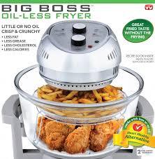 big boss oil less fryer manual fry the world