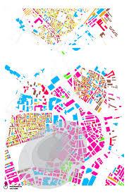 Boston Walking Map by Archeyes Thesis Site Analysis Figure Ground Walking Times
