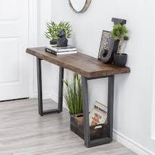 buy boreal live edge console table toronto ottawa halifax
