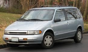 1989 nissan stanza ben u0027s car blog car spotlight nissan axxess 1990