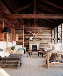 Reclaimed Armchair Rustic Living Room Appears Fantastic Performance Living Room