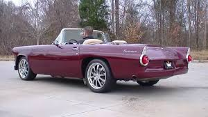 132893 1955 ford thunderbird youtube