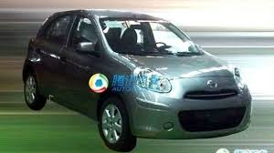 nissan micra in usa nissan planning 2 new sub compact cars in u s for 10 000
