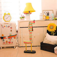 Lamps For Kids Room by Floor Lamps For Kids Cartoon Dog Fabric Fixture And Shade