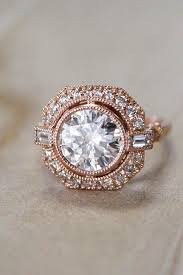 Art Deco Wedding Rings by Art Deco Engagement Rings For Fantastic Look Oh So Perfect Proposal