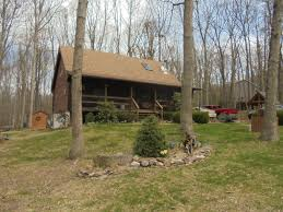 log home open floor plans log home with a spacious open floor plan in beech mountain lakes