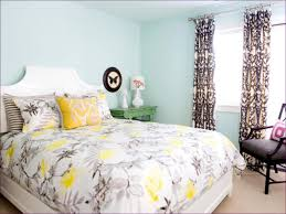 Bedspreads Sets King Size Bedroom Grey And Yellow Bedding And Curtains Grey King Size
