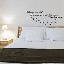 Stickers For Walls In Bedrooms by Wall Decals You U0027ll Love Wayfair