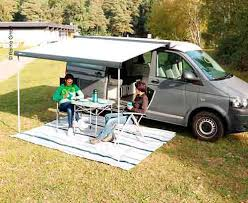 Roll Out Awning For Campervan Awnings Fiamma Thule Dometic Camping Shop