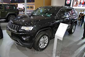 car jeep 2016 fiat to showcase jeep products at auto expo 2016