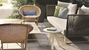 Mobilier Terrasse Design Meubles Rotin Espace Outdoor Des Meubles En Rotin Dans La D Co