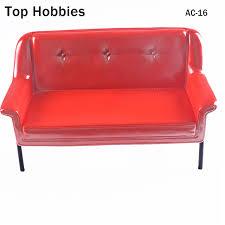 accessoire canapé kumik 1 6 échelle personne canapé modèle 1 6 figure scène